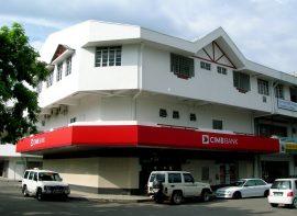 CIMB Bank Branches, Sarawak & Sabah