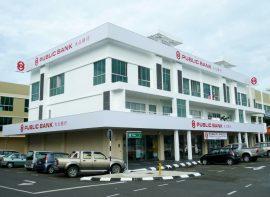 PUBLIC BANK, Sarawak & Sabah