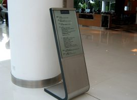 Directory / Display Stand