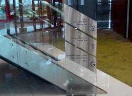 Floor Directory Sign