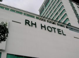 RH HOTEL, Sibu, Sarawak