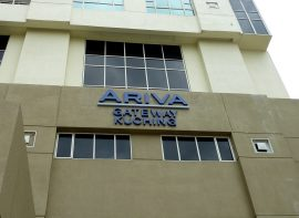 ARIVA GATEWAY Serviced Apartments, Kuching