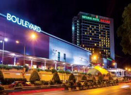 IMPERIAL HOTEL & BOULEVARD Shopping Mall, Kuching