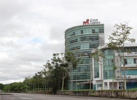 Great Eastern Life Assurance Headquarters, Kuching