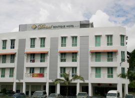 Dorset Boutique Hotel, Kuching